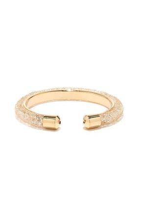 Incognito Gold Rhinestone Bracelet at Lulus.com!