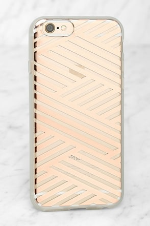 Sonix Liana Peach Pineapple iPhone 6 and 6s Case at Lulus.com!