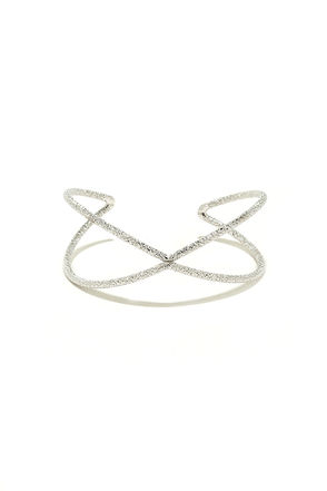 Always Appreciated Silver Bracelet at Lulus.com!