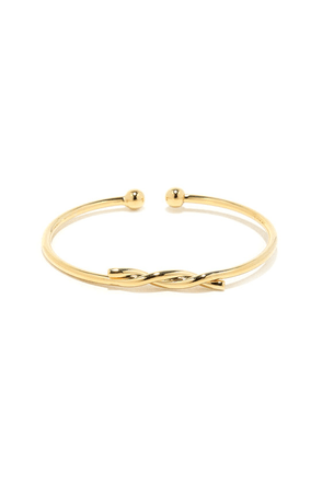 Feeling Entwined Gold Bracelet at Lulus.com!