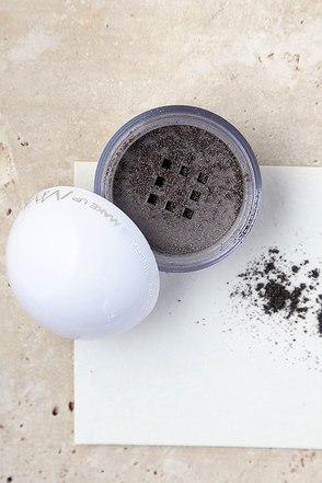 Modern Minerals Smokey Quartz Charcoal Shimmer Eye Shadow 1