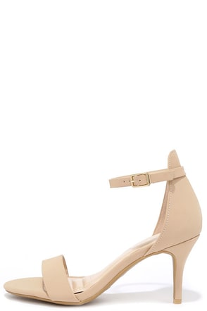 Women&39s Shoes - Ankle Strap Heels High Heels | Lulus.com