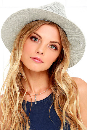 My Piece of Peace Beige Straw Fedora Hat at Lulus.com!