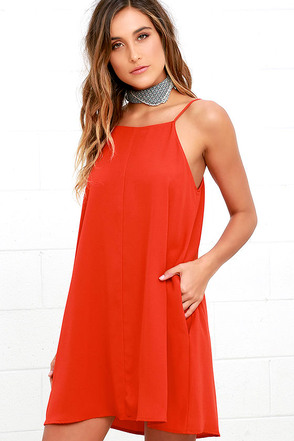 Clarion Call Red Dress at Lulus.com!