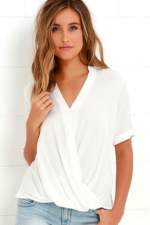 She's a Lady Blush Pink Top at Lulus.com!