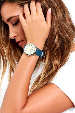 Breda Meter Ivory Watch at Lulus.com!