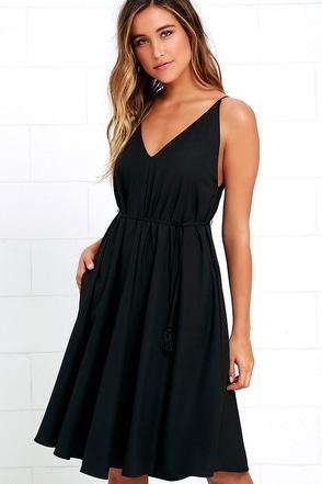Whoa Nelly Grey Midi Dress at Lulus.com!