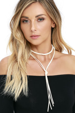 Work Its Magic Black Layered Necklace at Lulus.com!