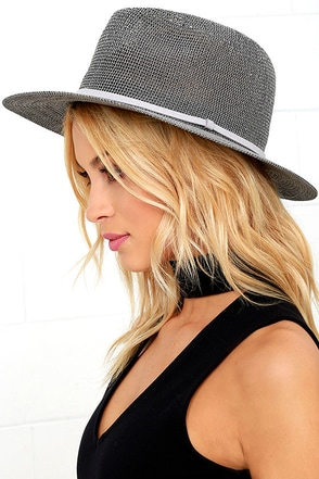 My Piece of Peace Natural Straw Fedora Hat at Lulus.com!