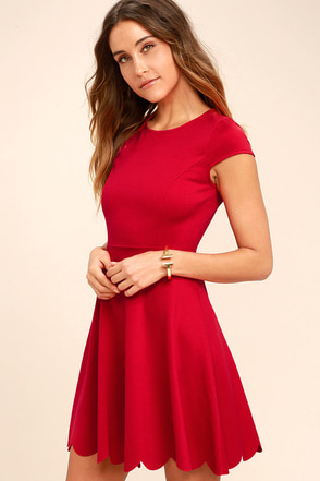 Red DressesCasual Cocktail Party &amp Red Prom Dresses for Juniors