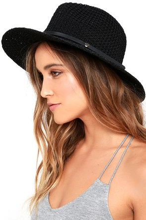 Off the Record Brown Sun Hat at Lulus.com!