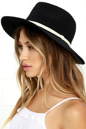 Wild Wild West Black Hat at Lulus.com!