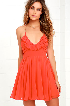 Pixie Palace Blush Pink Skater Dress at Lulus.com!