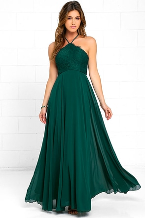 Everlasting Enchantment Navy Blue Maxi Dress at Lulus.com!