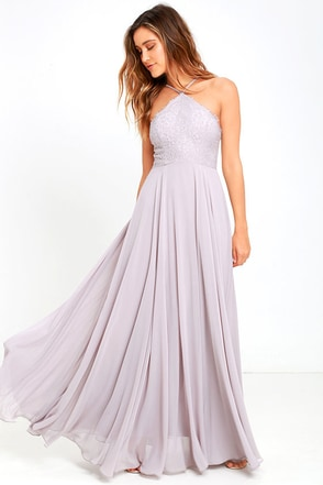Everlasting Enchantment Ivory Maxi Dress at Lulus.com!