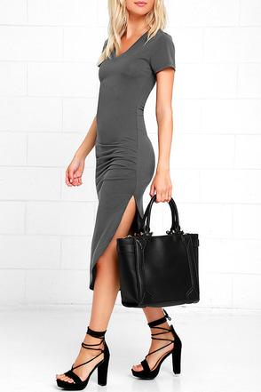 Eye for Detail Black Handbag at Lulus.com!