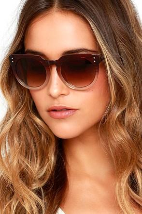 Now I See Black Sunglasses at Lulus.com!