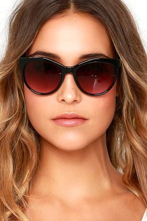 Feeling Great Mauve Sunglasses at Lulus.com!