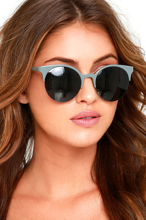 Pip Tortoise Mirrored Sunglasses at Lulus.com!