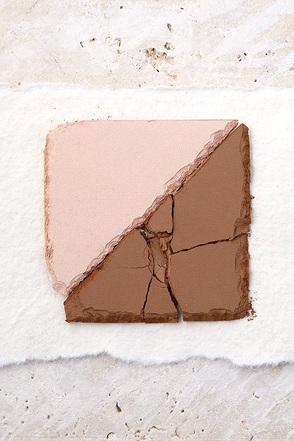 NYX Ginger and Pepper Rose Pink Cheek Contour Duo Palette at Lulus.com!