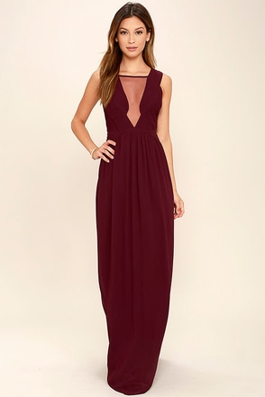 Dazzling Decadence Navy Blue Maxi Dress at Lulus.com!