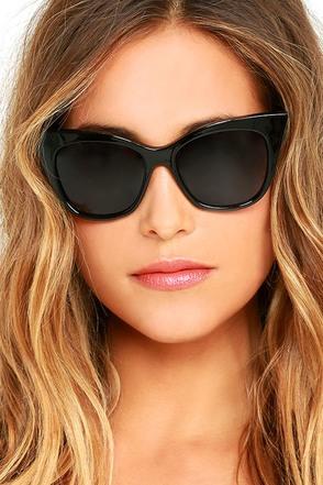 Flamboyant Tortoise and Pink Cat Eye Sunglasses at Lulus.com!