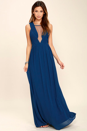 Dazzling Decadence Black Maxi Dress at Lulus.com!