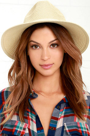 Grazing Land Tan Hat at Lulus.com!