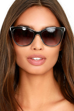 In Sight Taupe Sunglasses at Lulus.com!