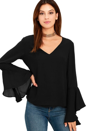 Contented Sigh Beige Long Sleeve Top at Lulus.com!