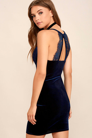 Sultry Summoning Burgundy Velvet Bodycon Dress at Lulus.com!