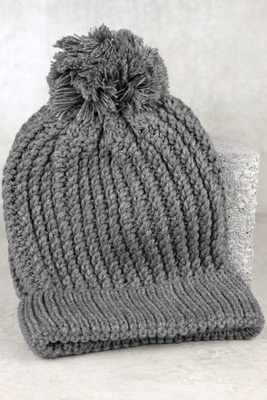 Snow-body's Business Beige Knit Beanie at Lulus.com!