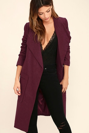 Travel the Globe Tan Coat at Lulus.com!