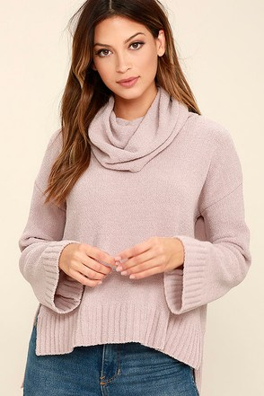 BB Dakota Marcilly Light Blush Sweater at Lulus.com!