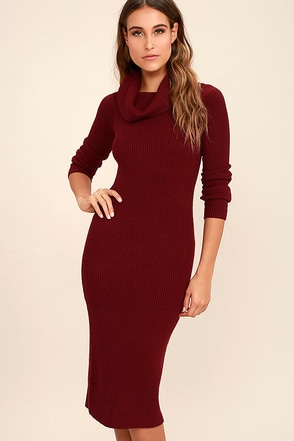 Cute Sweater Dresses, Winter Dresses, & Knit Dresses|Lulus