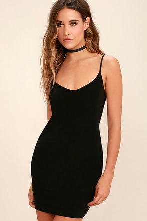 Whenever, Wherever White Bodycon Slip at Lulus.com!