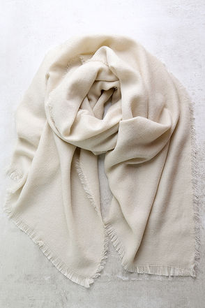 Cool Breeze Blush Scarf at Lulus.com!
