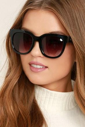 Perverse Dawn Patrol Black Sunglasses 1