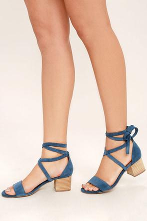 Siren Nevada Suede Shoes