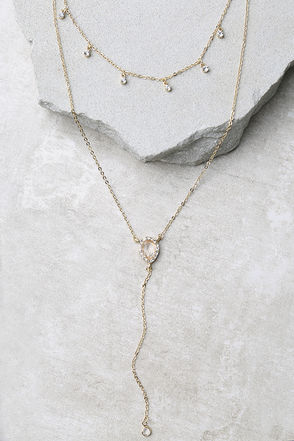 Listen to Your Heart Bronze Layered Choker Necklace at Lulus.com!