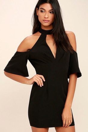 Up for Heir Black Dress 1