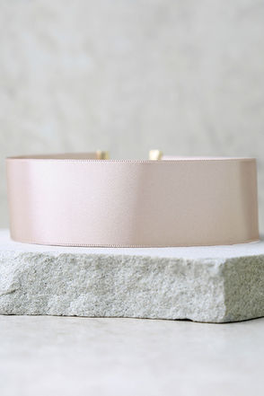 Wrapped in Love Blush Pink Choker Necklace at Lulus.com!