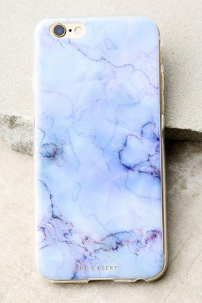 The Casery Blue Marble iPhone 6 and 6s Case 1