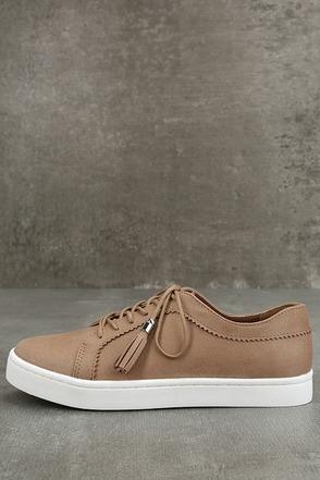Report Amethyst Natural Sneakers 1