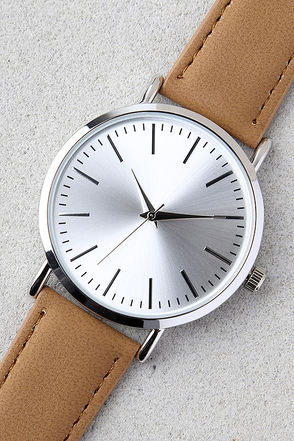 In an Instant Brown Watch 1