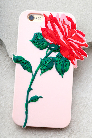 ban.do Will You Accept This Rose Blush iPhone 6 and 6s Case 1