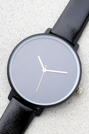 Make Good Time Black Watch 1
