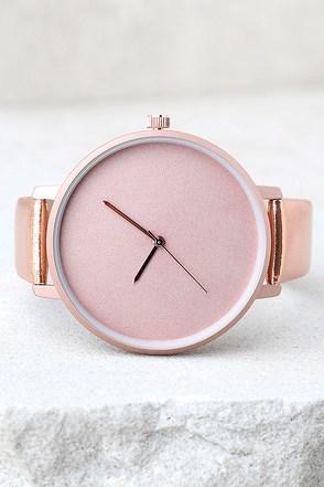 Make Good Time Rose Gold Watch 1