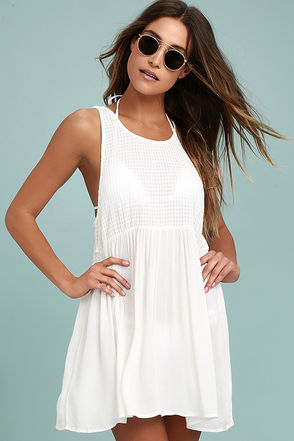 O'Neill Ginger Ivory Cover-Up 1