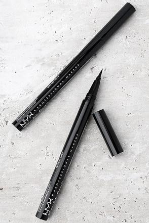NYX Epic Ink Black Eyeliner 1